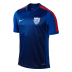 Nike USA Pre-Match 2 Soccer Training Jersey (Game Royal 15/16)