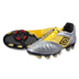 Umbro  Geometra Pro A FG Soccer Shoes (Silver/Yellow)